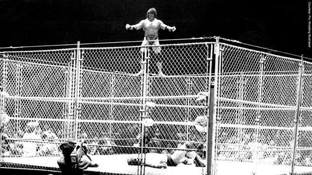 Steel-cage