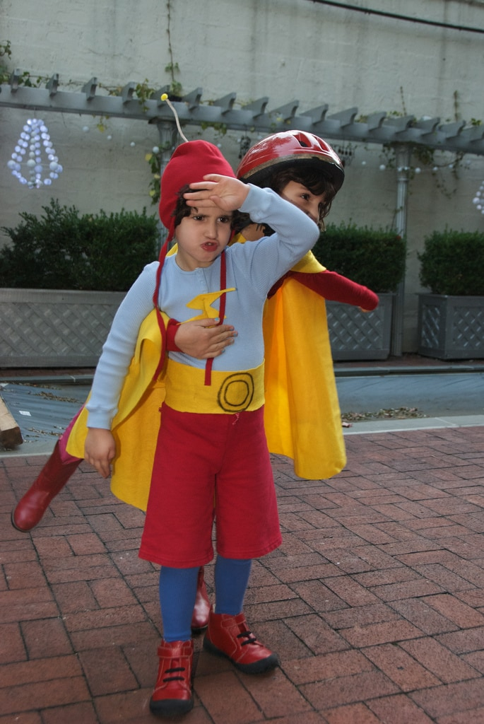 Word Girl and Captain Huggy Face hate sexism!